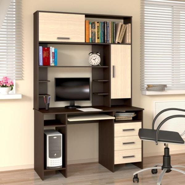 фото компьютерных столов в москве